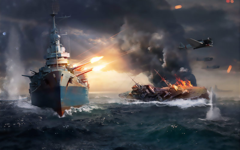 world-of-warships-gaming-wallpaper